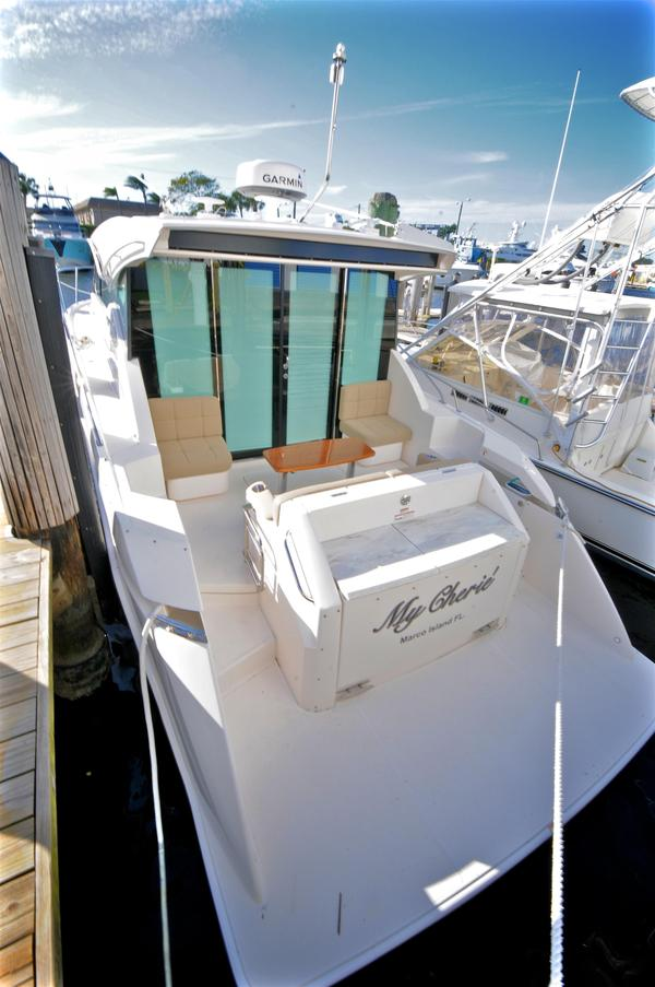 Used Tiara 39 Coupe Sports Cruiser Boat For Sale