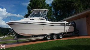 Used Grady-White F-26 Tiger Cat Power Catamaran Boat For Sale