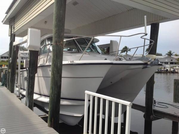 Used Glacier Bay 3080 Coastal Runner Power Catamaran Boat For Sale