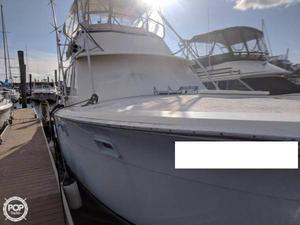 Used Hatteras 38 Sports Fishing Boat For Sale