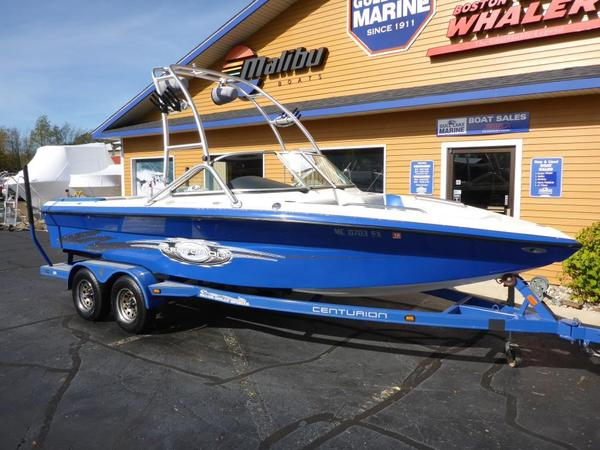 Used Centurion Lightning C4 Runabout Boat For Sale