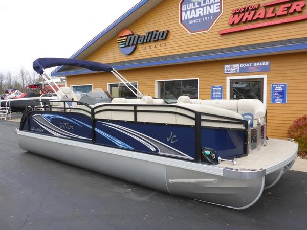 New Jc 23 Neptoon TT Sport Pontoon Boat For Sale