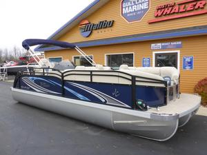 New Jc 23 Neptoon TT Sport Pontoon Boat For Sale