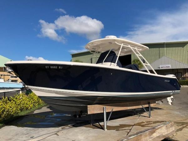 Used Pursuit C 280 Center Console Center Console Fishing Boat For Sale