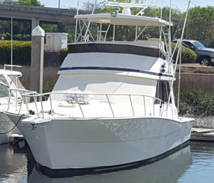 Used Viking SportfishSportfish Sports Fishing Boat For Sale