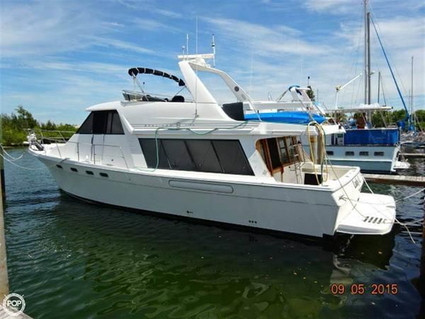 Used Bayliner 4788 Cruiser Boat For Sale