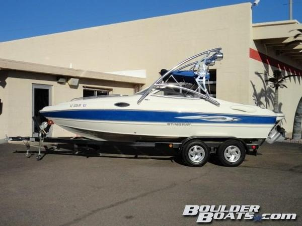 Used Stingray 205 CX205 CX Cuddy Cabin Boat For Sale