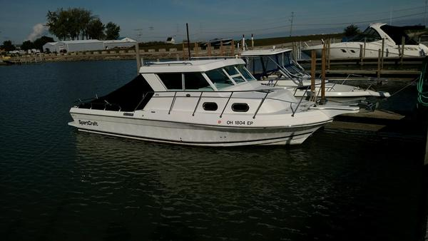 Used Sportcraft 272 Express Sports Fishing Boat For Sale