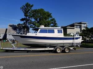 Used C-Dory 25 Cruiser Downeast Fishing Boat For Sale