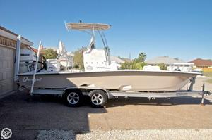 Used Dargel 250XHD KAT Bay Boat For Sale