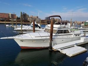 Used Viking Double Cabin Aft Cabin Boat For Sale