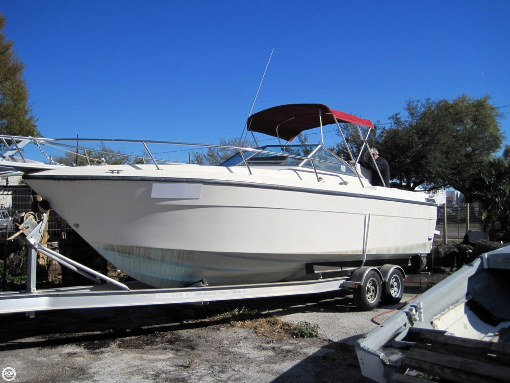 Used Cat Limbo 25 Sports Fishing Boat For Sale