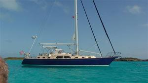 Used Island Packet Yachts 485 Center Cockpit Sailboat For Sale