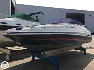 Used Four Winns Funship 224 Deck Boat For Sale