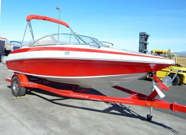 New Crownline 18SS Bowrider Boat For Sale