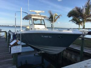 Used Everglades Center Console 295 Freshwater Fishing Boat For Sale