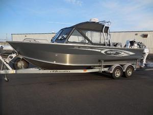 New Hewescraft 220 Ocean Pro ET Aluminum Fishing Boat For Sale
