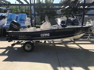 Used Key Largo 160 CC160 CC Center Console Fishing Boat For Sale