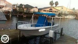 Used Mako 231 CC Center Console Fishing Boat For Sale