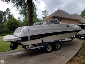 Used Ebbtide 2400 Mystique Deck Boat For Sale
