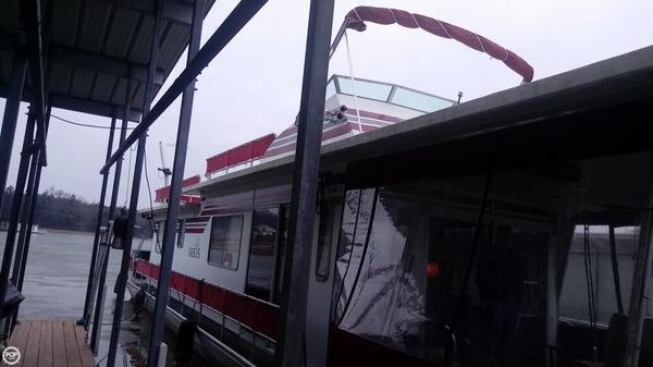 Used Sumerset 14x60 House Boat For Sale