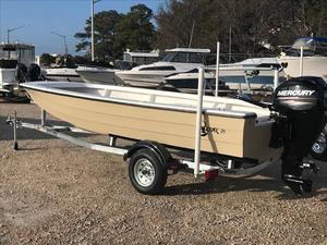 Used C-Hawk 16 Tiller Saltwater Fishing Boat For Sale