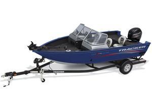 New Tracker Pro Guide V-175 WTPro Guide V-175 WT Aluminum Fishing Boat For Sale