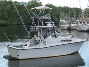 Used Uniflite 28 Salty Dog Sports Fishing Boat For Sale