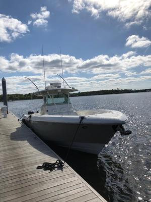 Used Everglades 350 CC350 CC Center Console Fishing Boat For Sale