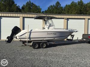 Used Donzi 23ZF Center Console Fishing Boat For Sale