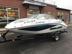 Used Sea-Doo Sport Boats 180 Challenger Runabout Boat For Sale