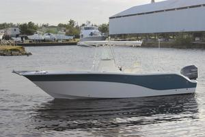 Used Sea Fox 256CC Pro Series Saltwater Fishing Boat For Sale