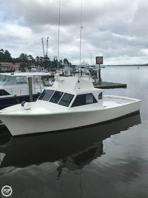 Used Torres 43 Tuna Boat For Sale