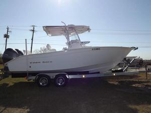 Used Cape Horn 24 Saltwater Fishing Boat For Sale
