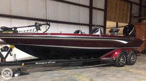 Used Ranger Boats Z522D Bass Boat For Sale