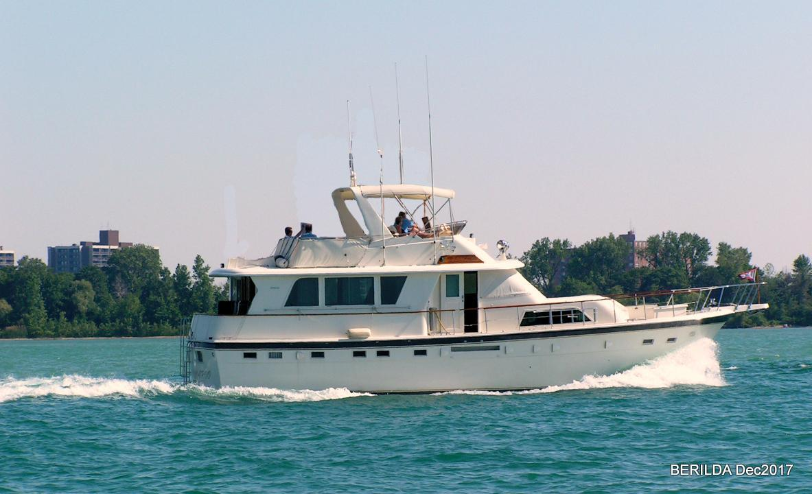 Used Hatteras ED Motor Yacht Motor Yacht For Sale