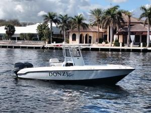 Used Donzi 26 ZF Open Center Console Fishing Boat For Sale