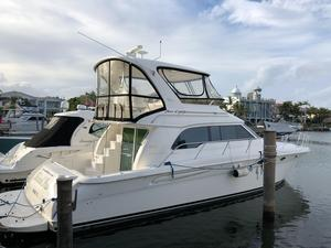 Used Sea Ray Sedan Bridge Flybridge Boat For Sale