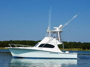 Used Ocean Yachts Billfish Sports Fishing Boat For Sale