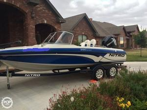 Used Nitro 290 Sport Runabout Boat For Sale