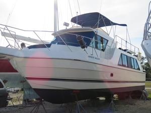 Used Harbor Master Coastal 400 Trawler Boat For Sale