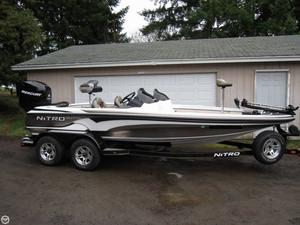 Used Nitro 901 CDX Bass Boat For Sale