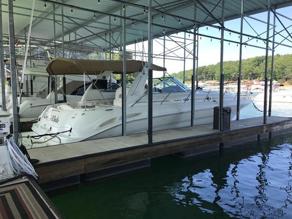 Used Sea Ray Sundancer 410 Express Cruiser Boat For Sale