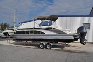 Used Bennington 2575 QSB Pontoon Boat For Sale