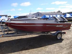 New Alumacraft V14V14 Utility Boat For Sale