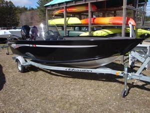 New Alumacraft Classic 165 CSClassic 165 CS Freshwater Fishing Boat For Sale