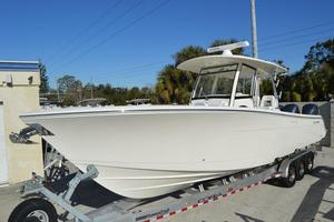 New Cobia 344cc Center Console Fishing Boat For Sale