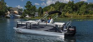 New Jc 23 NEPTOON DSL Pontoon Boat For Sale