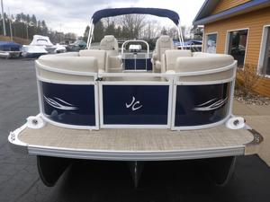 New Jc 247 Spirit TT Sport Pontoon Boat For Sale
