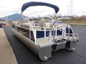 New Jc 247 Spirit TT Sport Pontoon Boat For Sale